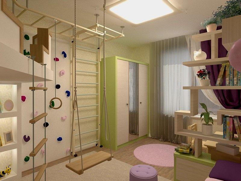 Дизайн проекты детских